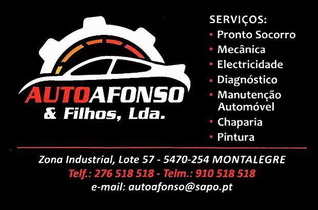 Mecânico Montalegre - Auto Afonso
